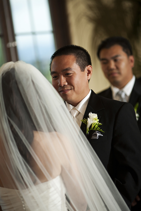 Wedding Ceremony at Aliso Viejo Conference Center