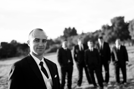 Groom and Guys in Rancho Palos Verdes