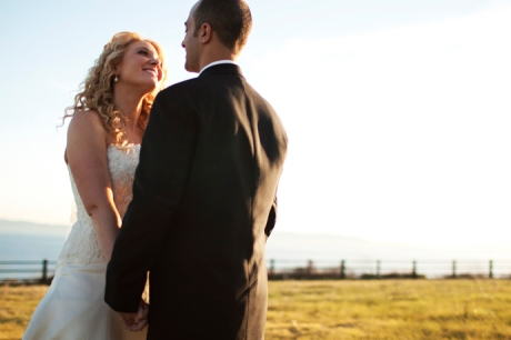 Bride and Groom in Rancho Palos Verdes