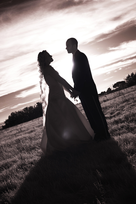 Wedding Photography in Infrared