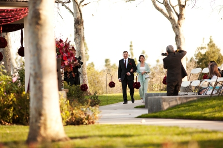 Summit House Wedding Ceremony