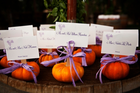 October Wedding at Lake Oak Meadows
