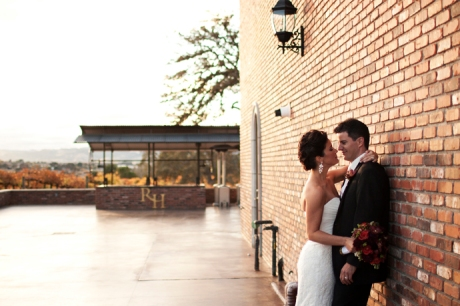 Winery Wedding in San Luis Obispo