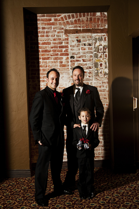 Yost Theater Wedding