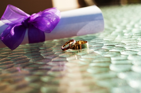 Wedding Details at Fess Parkers Doubletree Resort