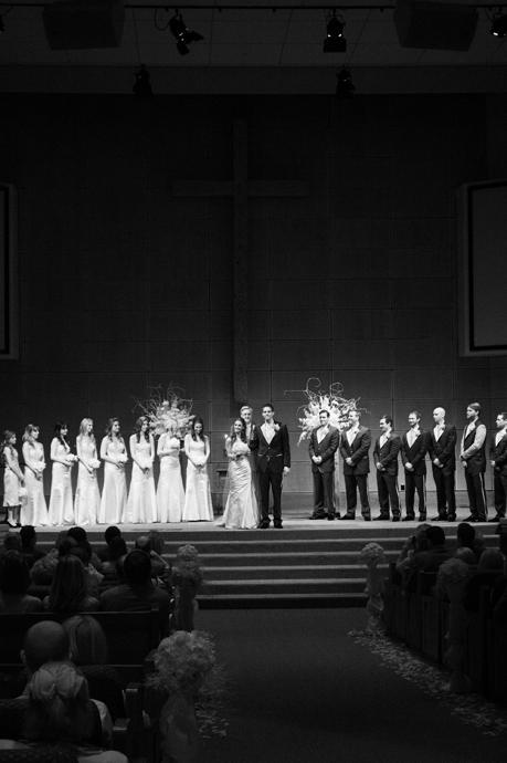 Infrared Wedding Photos
