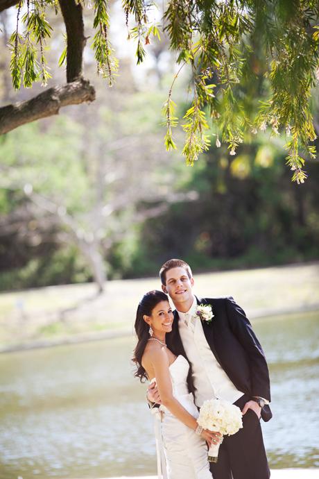 Wedding Photos at William R. Mason Park in Irvine