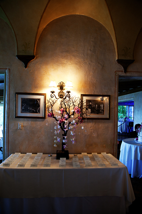 Details at La Venta Inn Wedding