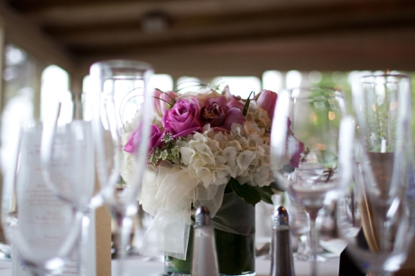 Wedding Details at La Venta Inn