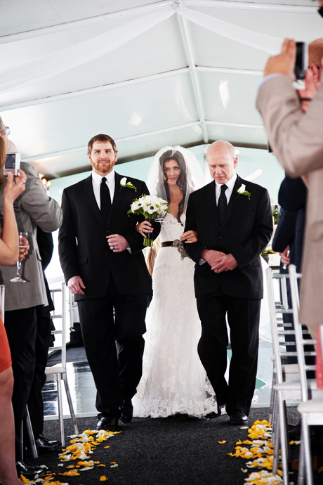 Yacht Wedding in Newport Beach