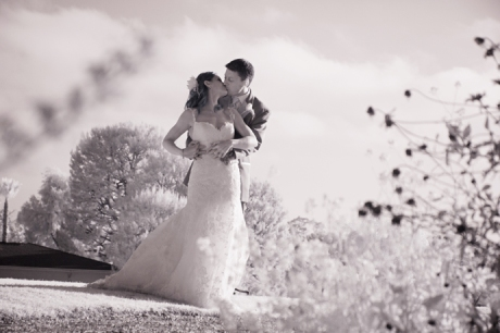 Infrared Wedding Photography Orange County