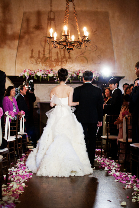 Wedding Ceremony at La Venta Inn