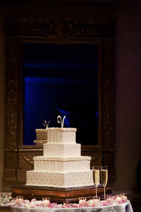 Wedding Cake at the Turnip Rose