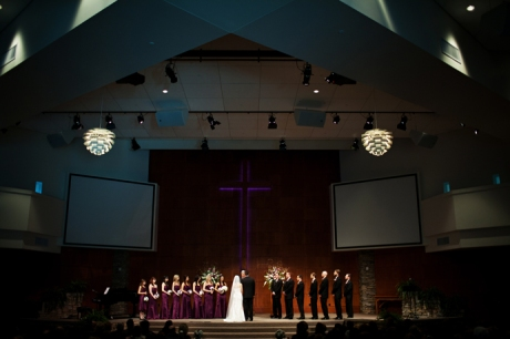 Voyager Bible Church Wedding
