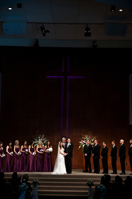 Voyager Church Wedding Ceremony