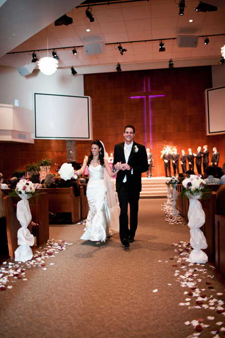 Voyager Church Wedding