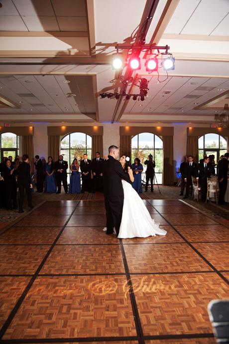 Clubhouse Anaheim Hills Wedding Reception