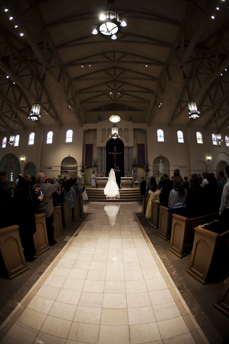 Saint Denis Catholic Church Wedding