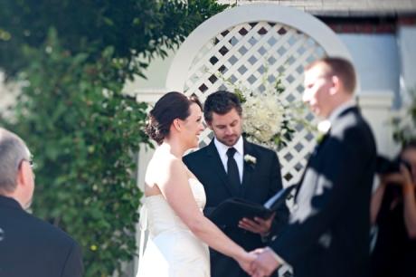 Five Crowns Wedding Ceremony