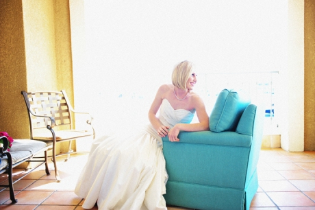 Bride at Balboa Bay Club