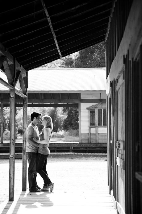 Engagement Photography at Paramount Ranch