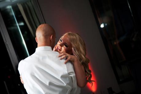 W Hotel San Diego Wedding Reception
