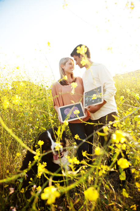 Engagement Photography in Zuma Beach