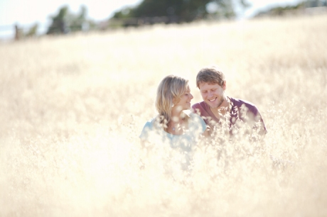 Engagement Pictures in Palos Verdes