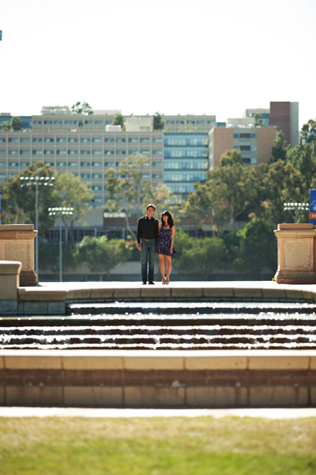 UCLA Engagement Pictures