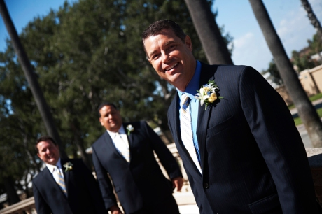 Huntington Beach Hilton Wedding