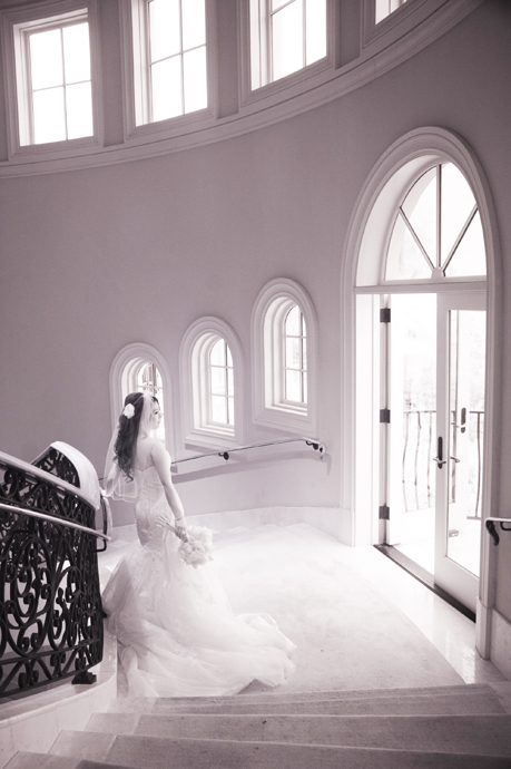 Infrared Wedding Photography at St. Regis