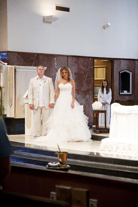 Saint James Catholic Church Wedding