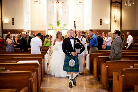 Saint James Catholic Church Wedding