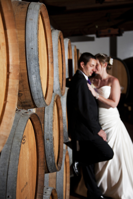 Winery Wedding
