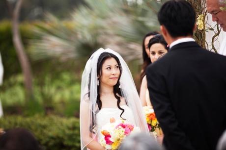 St. Regis Laguna Niguel Wedding Ceremony