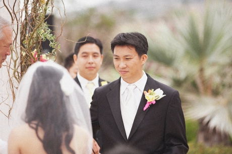 St. Regis Laguna Niguel Wedding Ceremony