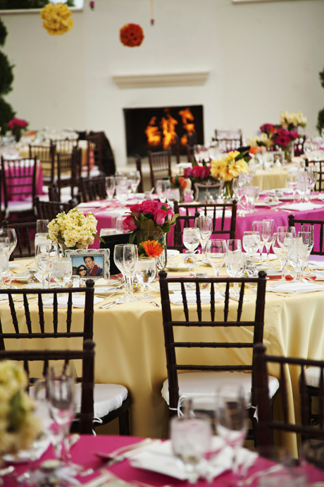 Wedding Reception at St. Regis Laguna Niguel