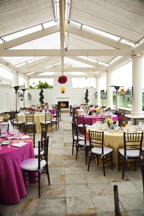 St. Regis Laguna Niguel Wedding Reception