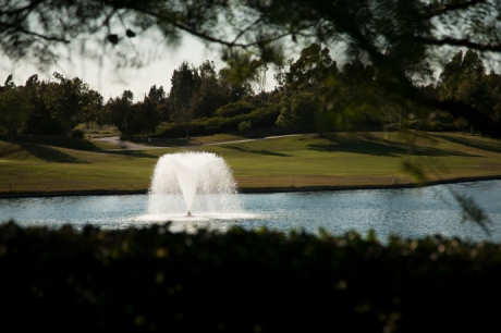 Wedding at Old Ranch Country Club