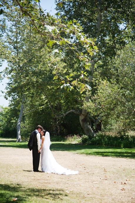 William R. Mason Park Wedding