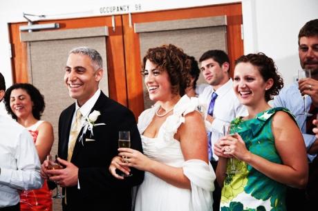 Foreign Cinem Restaurant Wedding Reception