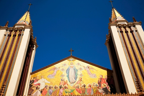 Saint Anthony's Catholic Church in Long Beach