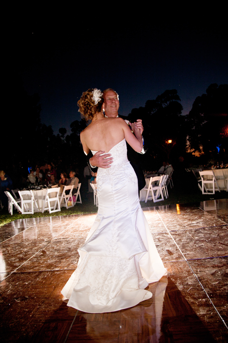 Muckenthaler Mansion Wedding Reception