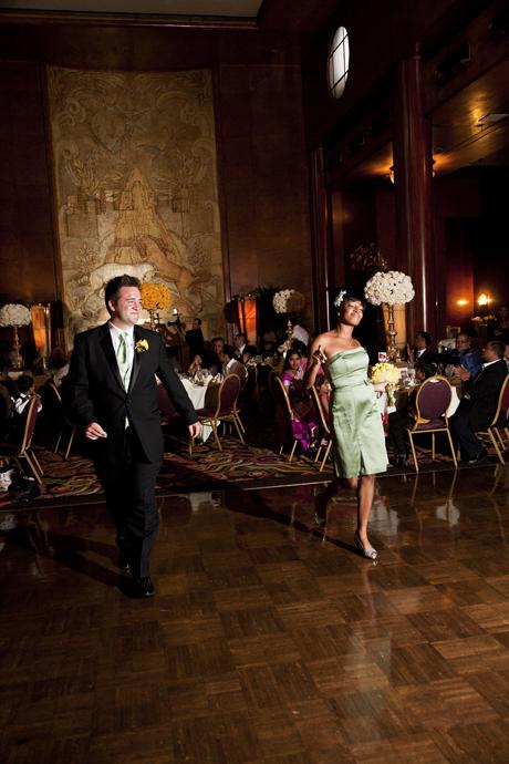 Queen Mary Wedding Reception