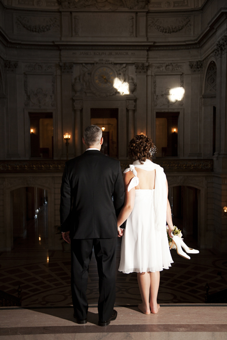 San Francisco City Hall Wedding Pictures
