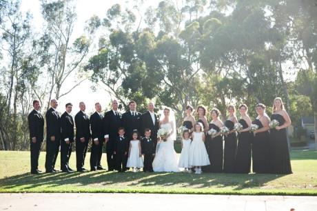 Wedding Pictures at Muckenthaler Mansion