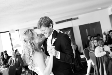 California Yacht Club Wedding Reception