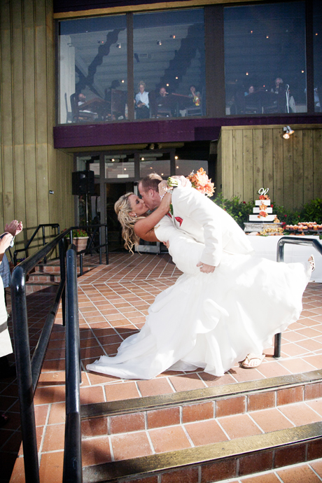 Canons Dana Point Wedding Reception