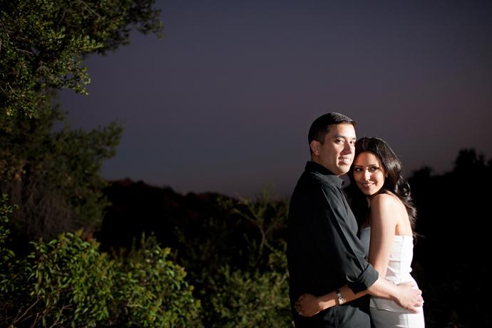 Griffith Park Engagement Pictures