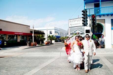 Newport Beach Wedding Photographer